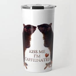 KISS ME Travel Mug