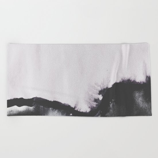 Land's End Beach Towel