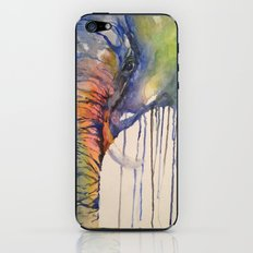 Elephant iPhone & iPod Skin
