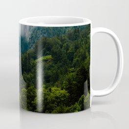 far over the misty mountain Coffee Mug