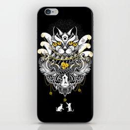Sacred Ritual iPhone Skin