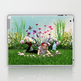Fairy Ring Enchantment Laptop & iPad Skin
