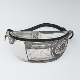 You Can't Beat The Classics Fanny Pack