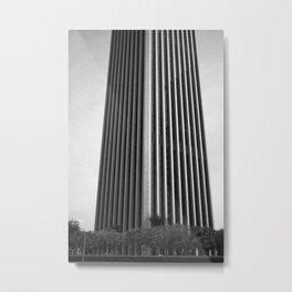 DTLA Doom Metal Print
