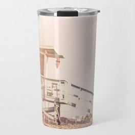 "Bruno Mars ""Billionaire"" Video Lifeguard Tower Travel Mug"