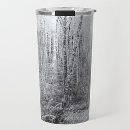 Cottonwoods in the Forest Travel Mug