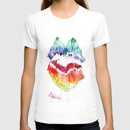 Kiss Of Color T-shirt