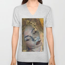 Goldilocks Unisex V-Neck