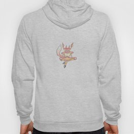 Lakeside meditation Hoody