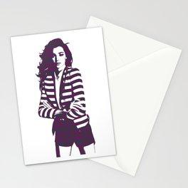 Miranda Kerr Stripes Stationery Cards