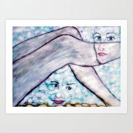 Translucence/Transcendence Art Print