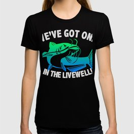 We've Got One in The Livewell Parents Pregnancy T-shirt