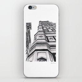 Campanile di Giotto - Firenze iPhone Skin