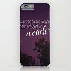 presence of wonder. iPhone 6s Slim Case