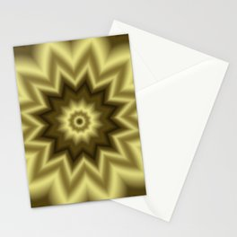 Gold Nugget Stationery Cards
