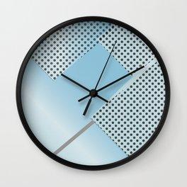 Geometric Calendar - Day 22 Wall Clock