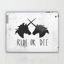 Ride or Die x Unicorns Laptop & iPad Skin