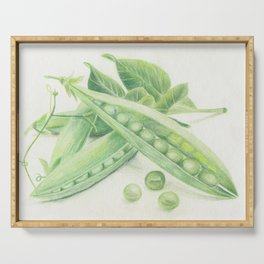 Pea Serving Tray