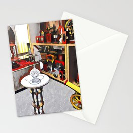 Shower of Gold Magic Trick Stationery Cards