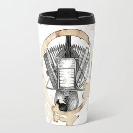 Coffee Stained Fais Do-Do-Louisiana Series Travel Mug