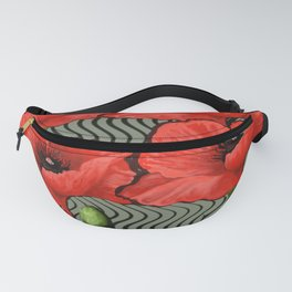 Poppy Design Fanny Pack