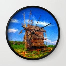 My Ukraine ^_^ Wall Clock
