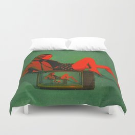 Your Portal to the Universe Duvet Cover