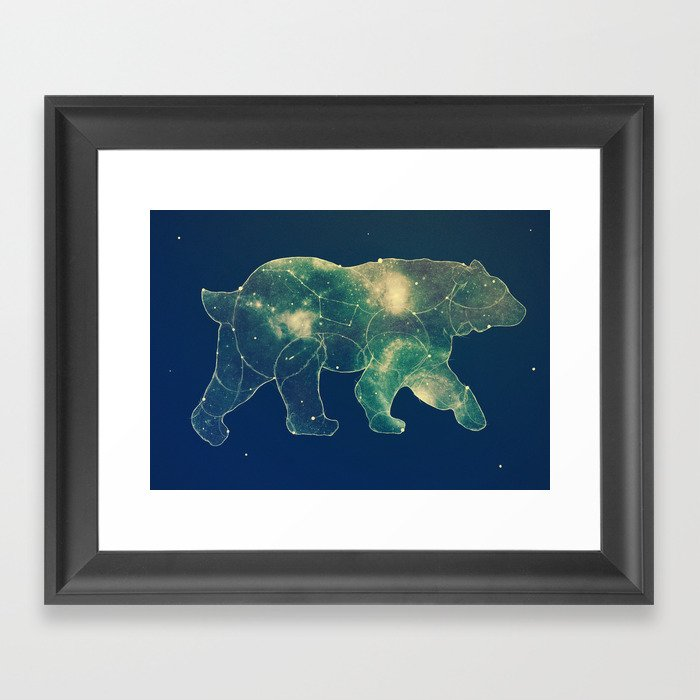 Ursa Major Framed Art Print
