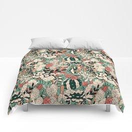 Scculents Comforters