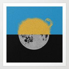 Infans Solaris Art Print