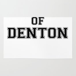 Property of DENTON Rug