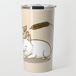 CatTails! Travel Mug