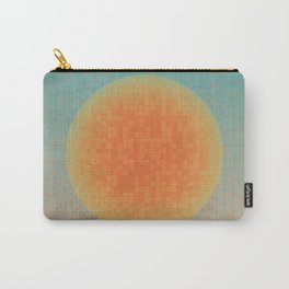Peach Android Carry-All Pouch