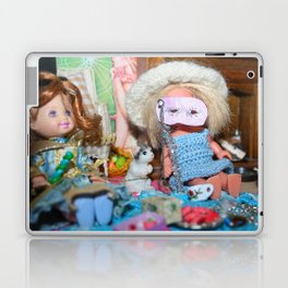 Dollhouse Masquerade Laptop & iPad Skin