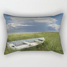 Of Land Sea and Sky Rectangular Pillow