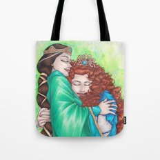 Merida and Elinor Tote Bag
