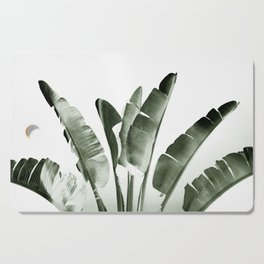 Traveler palm Cutting Board