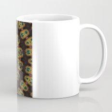 Peacock Velvet Coffee Mug