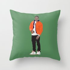 GUSTAVO FRING MODERN OUTFIT -  BREAKING BAD Throw Pillow