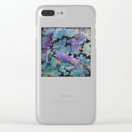 Auntie Mame's Boudoir Clear iPhone Case
