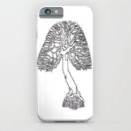 California Oak iPhone Case