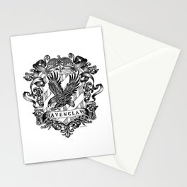 Ravenclaw Crest Stationery Cards