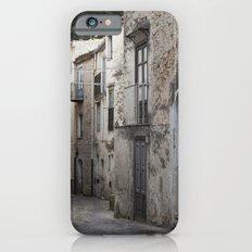 Sicilian Alley in Caltabellotta iPhone 6s Slim Case