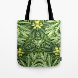 Celtic Yuletime Tote Bag