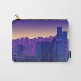 Urban 05-07-16 / WAVES of LIGHT Carry-All Pouch
