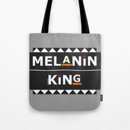 Melanin King Tote Bag