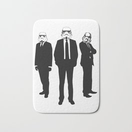 """""""These Aren't The Prom Dates We're Looking For"""" Bath Mat"""