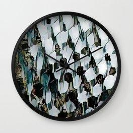 Plastic series 6 Wall Clock