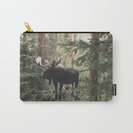 The Modest Moose Carry-All Pouch