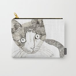 Humphrey the cat Carry-All Pouch